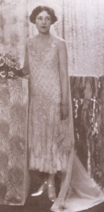 Photo of Barbara Cartland, 1925