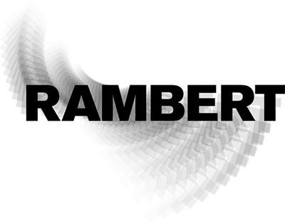 Rambert Dance Company logo