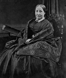Photograph of Elizabeth Gaskell