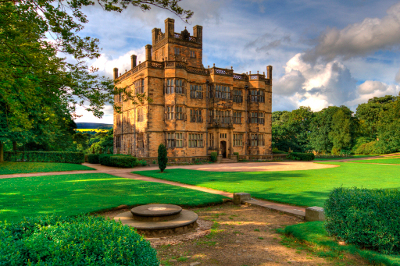 Photograph of Gawthorpe Hall