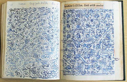 Calligraphy, 1960