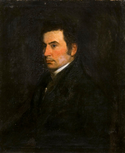 Portrait of Thomas Manning