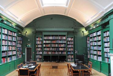 Paul Mellon Centre Library