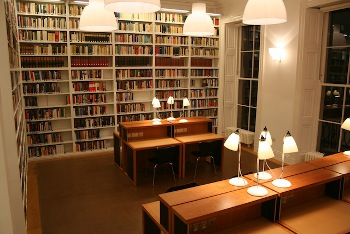 The Wolfson Reading Room at the Wiener Library