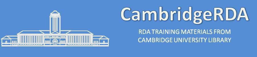 Cambridge RDA logo