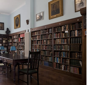 Library at Conway Hall Ethical Society