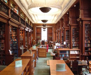 Image of Institution of Civil Engineers Library