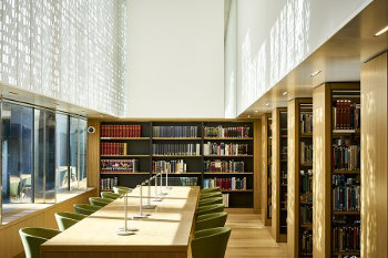 Size: 350 × 233. Image: Dana Research Centre and Library, Science Museum. © Timothy Soar, by permission of Coffey Architects
