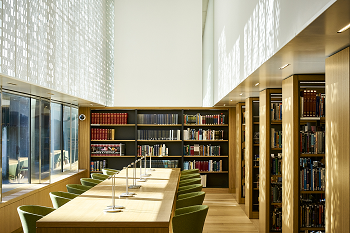 Photo of Dana Research Centre and Library reading room