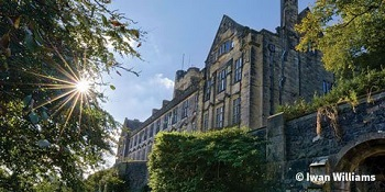 Photo of Bangor University Library