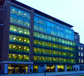 Photo of Birkbeck, University of London Library