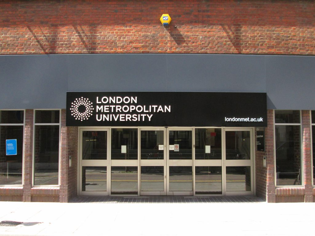 London Metropolitan University, Aldgate Library
