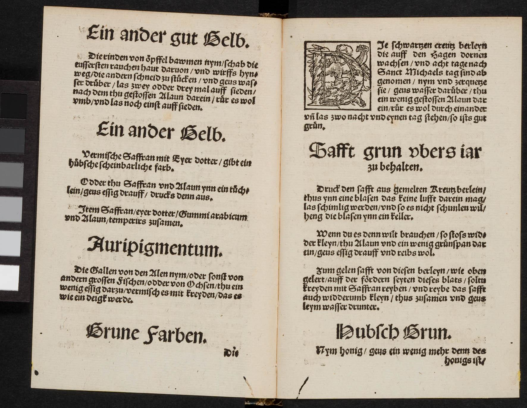 Drey schoner künst-reicher büchlein (Leipzig, 1532)