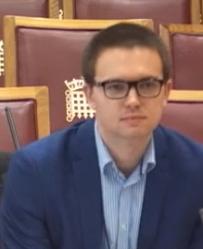 David Kingman at the Select Committee hearing