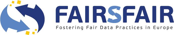 Logo for FAIRsFAIR